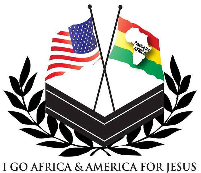I Go Africa For Jesus